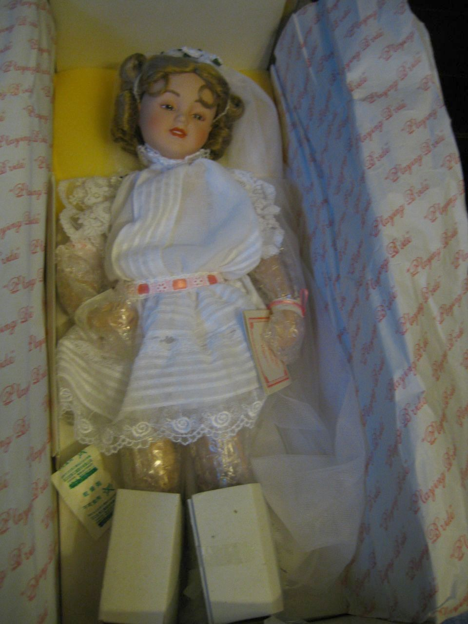 """Shirley Temple"" Doll by The Hamilton Collection"