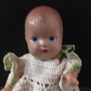 Unmarked Composition Baby Doll