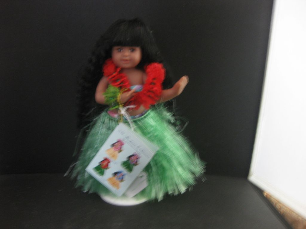 Grand Children of Hawaii  Doll
