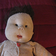 Dianne  Dengal  Cloth Doll