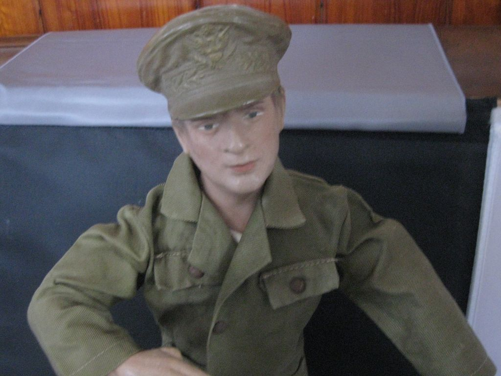 General Douglas Macarthur Doll From Dustytreasure90 On