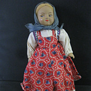 Russian Composition  Doll