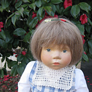 "German Doll ""Lisa"" Designed by Reginia Helmschiot & Bettine Kleinni"