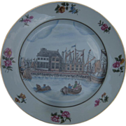 Metropolitan Museum China Trade Porcelain Plate