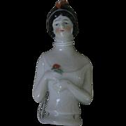 Half China  Doll