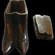 Wooden Snuff Box