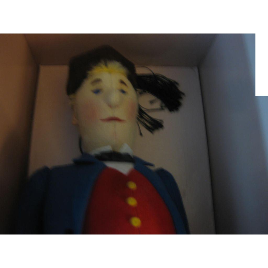 Steiff  Peasant Jorg Doll