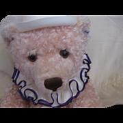 """Steiff  Bear  """"Teddy Clown"""""""