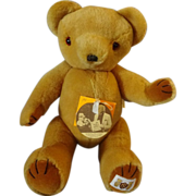 Bully Bear By House of Nisbet  Toy Bear