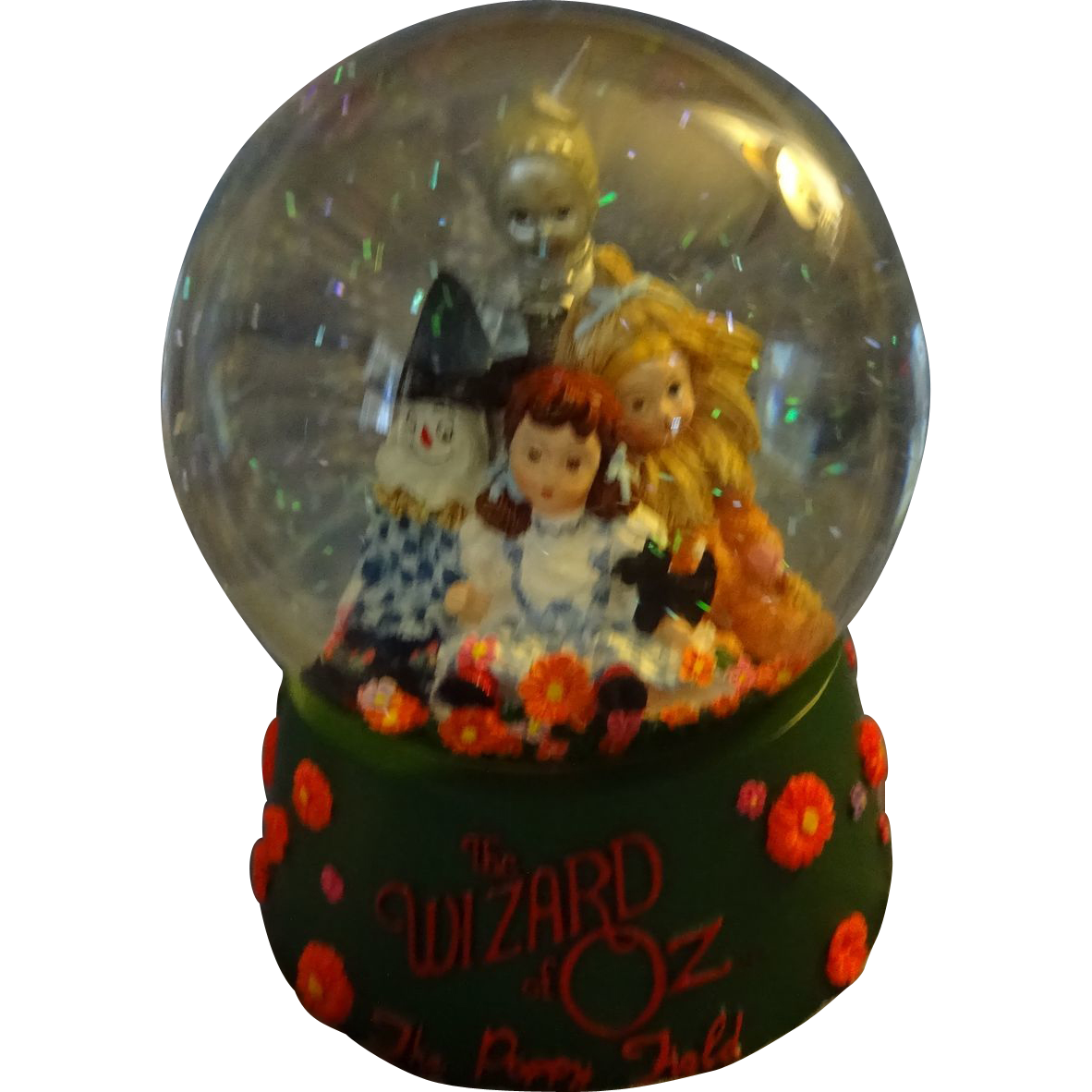 Wizard of Oz Snow Globe  by Madame Alexander