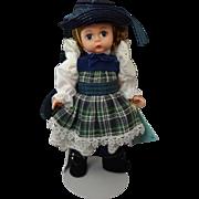 "Madame Alexander Vinyl Doll ""Mary Lennox"""