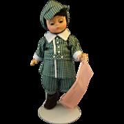 "Madame Alexander Vinyl Doll""Gilbert"""