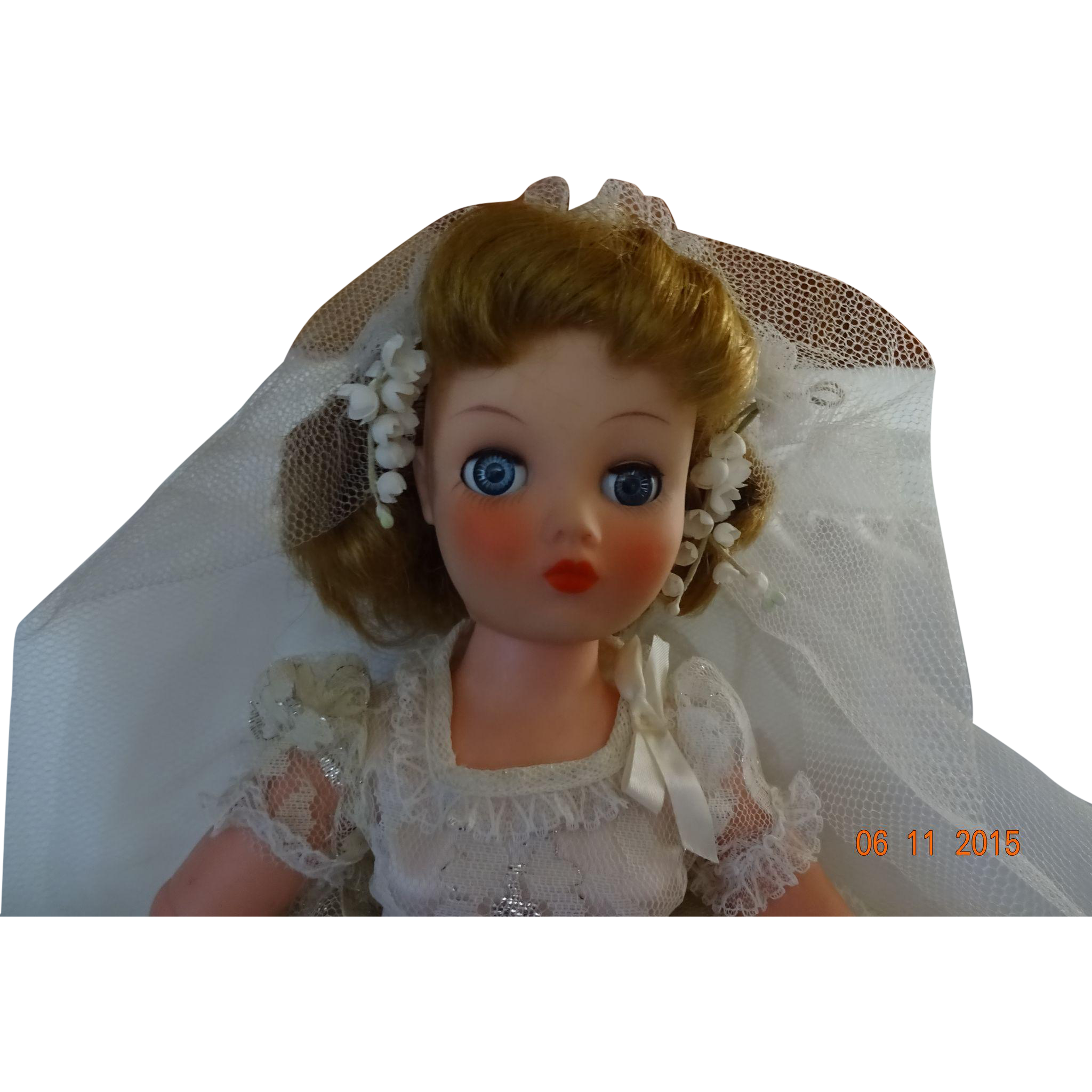"Horseman  ""Cindy Fashion Doll""  Bride"