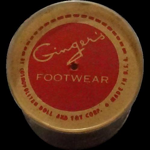 Vintage Ginger's  Roller skates