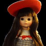 "Madame Alexander ""Gigi"" Doll"