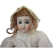 Bisque Closed Mouth Kestner Doll