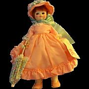 "Madame Alexander ""Lucinder""  Doll"