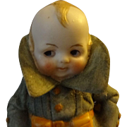 Hertwig All Bisque Doll