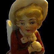 Matchholder  Figurine