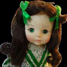 "Madame Alexander Vinyl Doll ""Scarlett"""