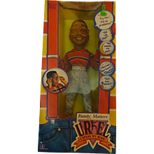 """Urkel  Doll""  from Family Matters"