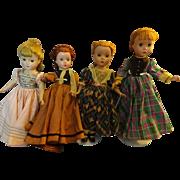 """Madame Alexander  """"Little  Women"""""""