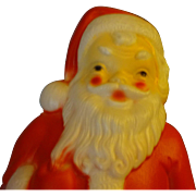 Vintage Santa  Claus  Light