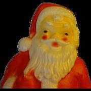 Vintage Santa  Claus  Light