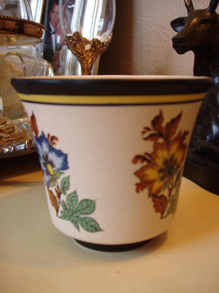 Vintage Modica Vase
