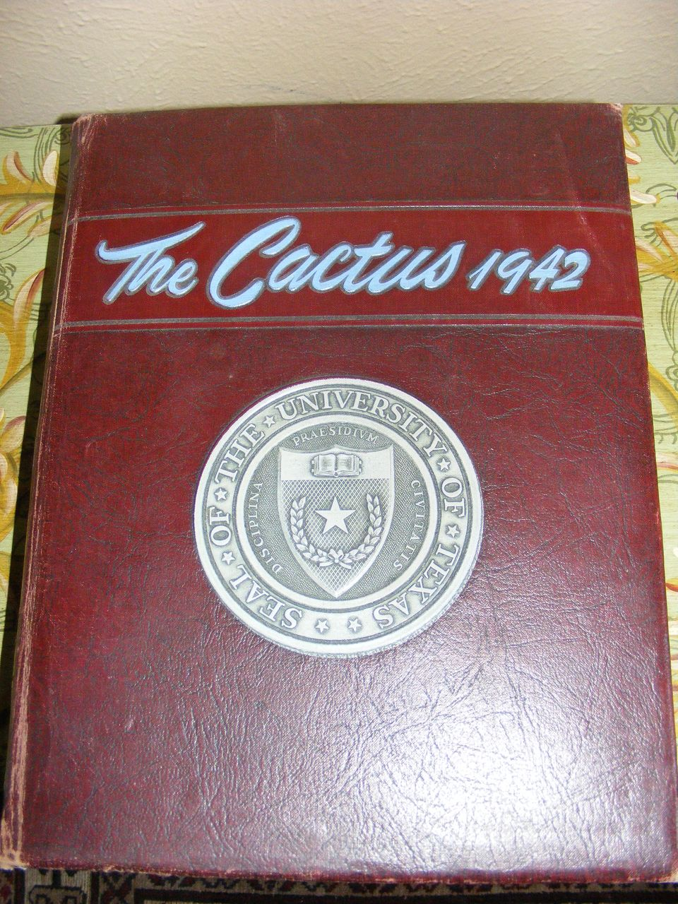 1942 University of Texas Yearbook - The Cactus