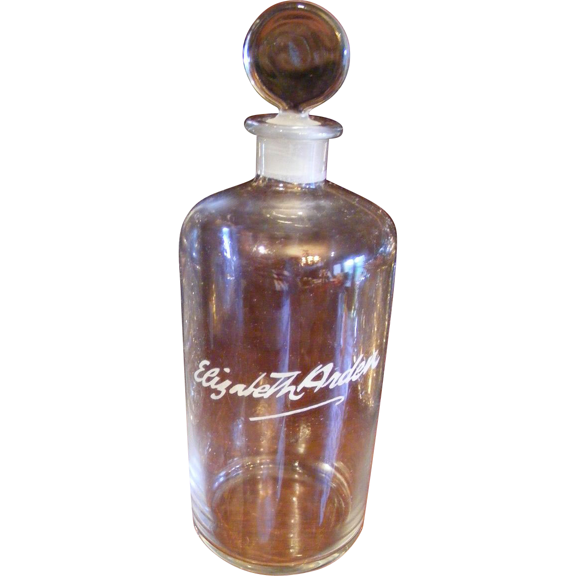 Early Elizabeth Arden Perfume bottle
