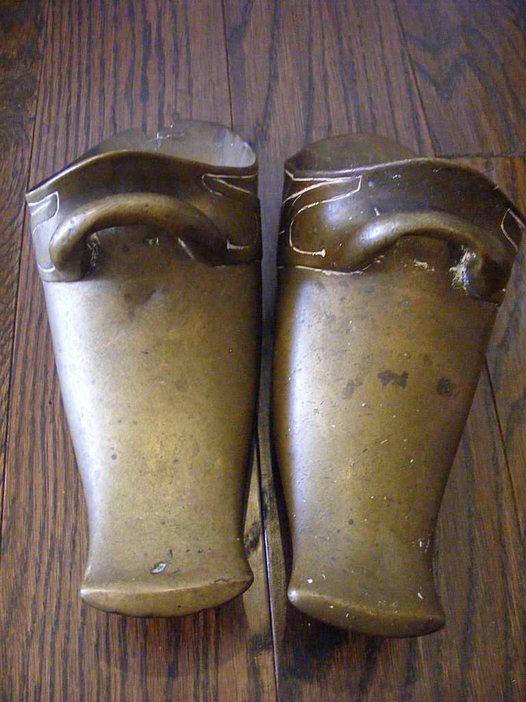 18th Century Spanish Conquistador Brass Stirrups