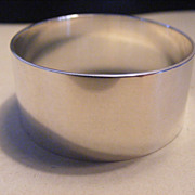 Beautiful Tiffany Napkin Ring