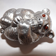 1992 Arthur Court Bear Paperweight