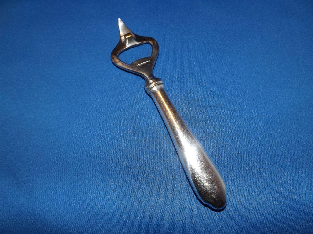 Sterling Handle Bottle opener