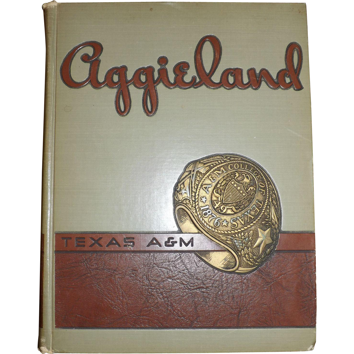 1949 Texas A & M Yearbook