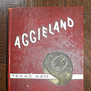 1950 Texas A & M Yearbook