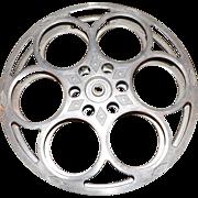 Vintage Goldberg Bros 35mm Metal 15'' Film Movie Reel 20 Minutes, 2000 Feet