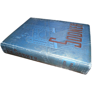 1947 University of Oklahoma OSU Yearbook