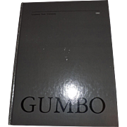 1982 LSU Lousiana State University Gumbo Yearbook