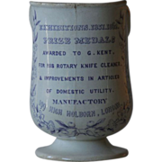 19th Century English Kent's Egg Beater & Batter Mixer - Advertising