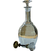 19th Century Antique French Cider / Bistro Wine Carafe Decanter