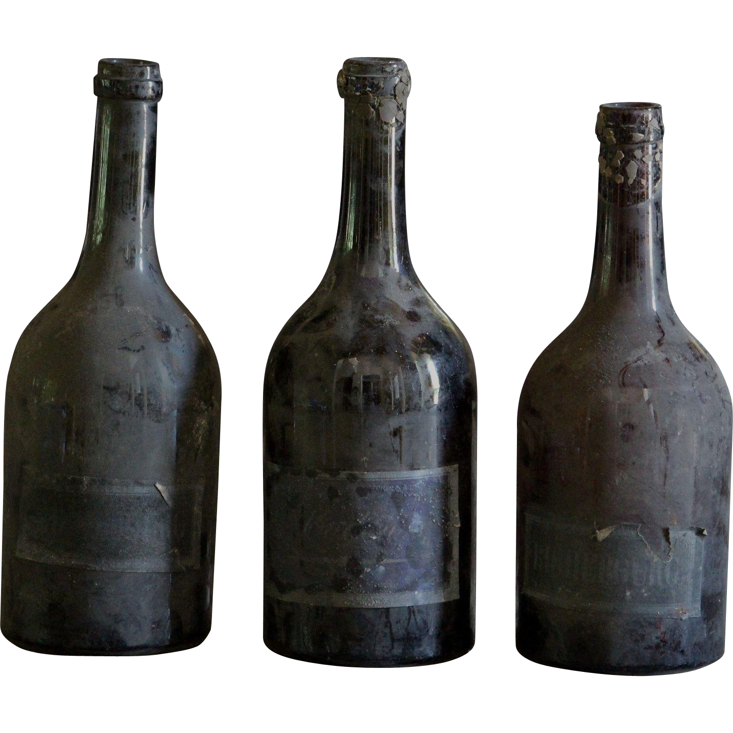 Th Century Glass Bottles