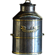 Victorian English Antique Dorothy Money Box - 19th Century Milk Churn