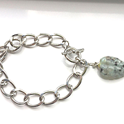 "Pretty Jasper ""Wish"" Bracelet"
