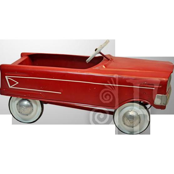 Vintage Murray Pedal Car Amc Firebird From Easterbelles Emporium