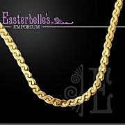 Vintage 14 Karat Gold Italian Chain