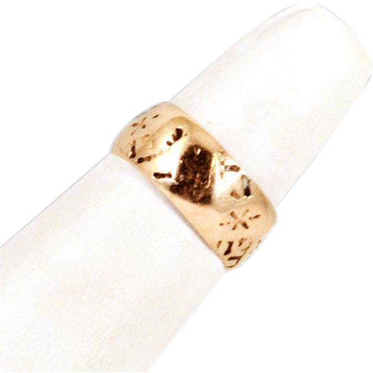 Jr Wood And Sons Ring