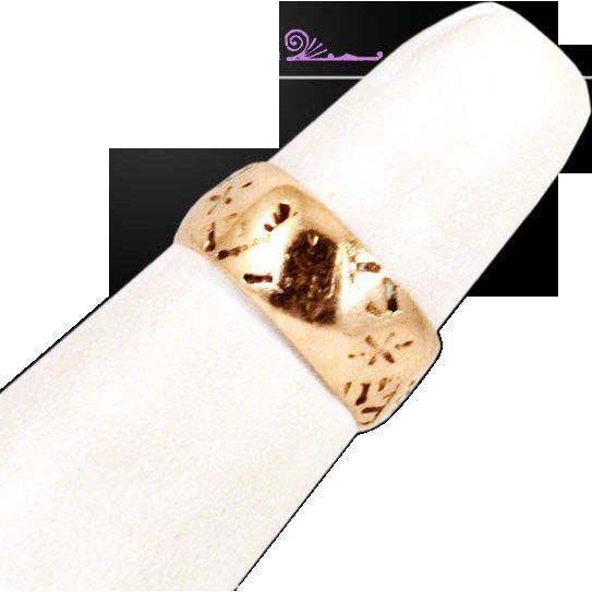Jr Wood Sons Ring