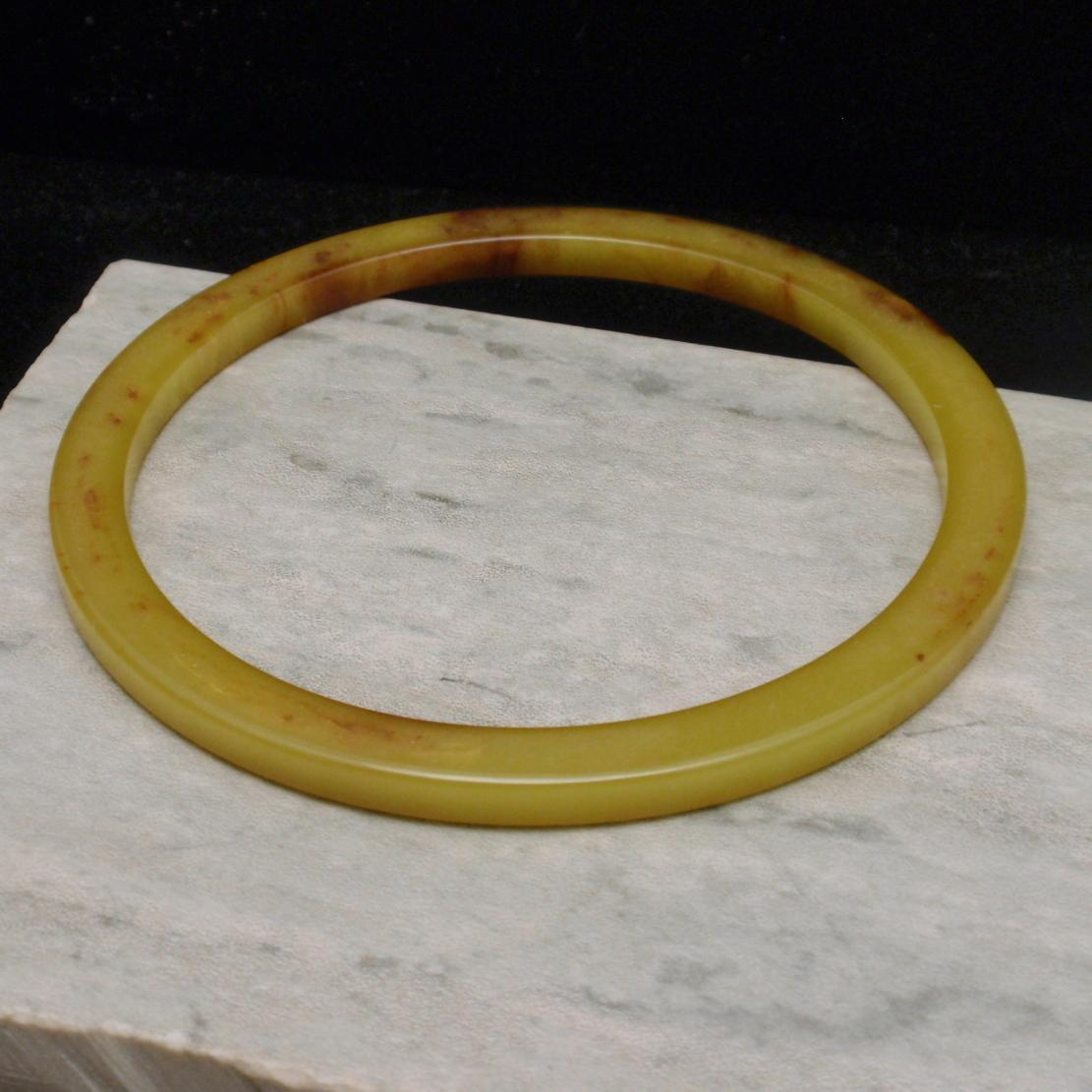Bakelite Bangle Spacer Bracelet Vintage